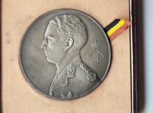 Médailles – Coupe J.M. Joris
