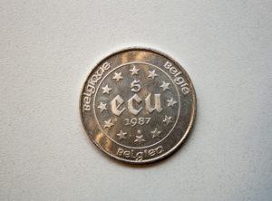 5 Ecu 1987