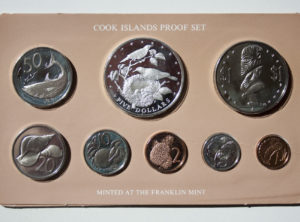 Set Cook Islands 1978