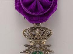 Ordre de Léopold : Officier Militaire