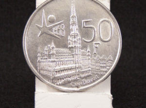 50 Francs Expo 58