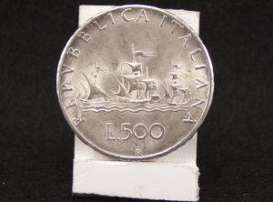 500 Lire Italia