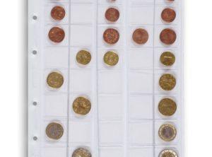 Feuille Pièce OPTIMA EURO-Set