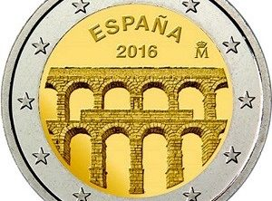 2€  Espagne 2016