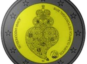 2€ Portugal 2016