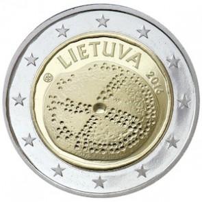 2€ Lituanie 2016