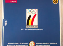 Set de Belgique 1996