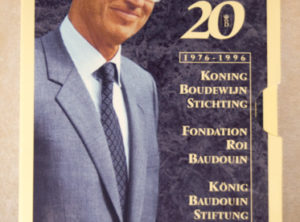 Set – Belgique – 20 Fondation Roi Baudouin