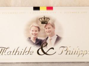 Set – Belgique – Mathilde & Philippe