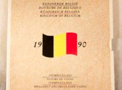 Set – Belgique 1990