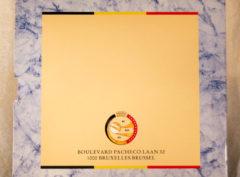 Set – Belgique 500 Francs