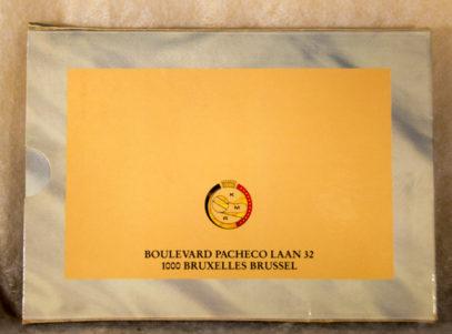 SBE - Belgique 10 Ecu - 1951 - 1991