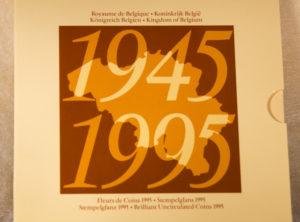 Set Belgique – 1945-1995