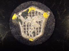 Badge Conducteur de Véhicule Luftwaffe