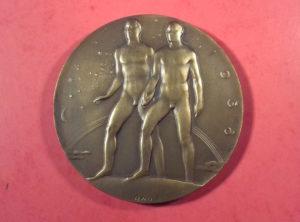 Médaille Expo Universelle 58