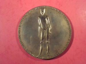 Médaille de l'Exposition Universelle 58