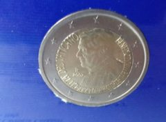 2 € Commémorative 2007 Vatican BU
