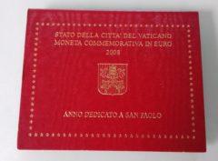 2 € Commémorative 2008 Vatican BU