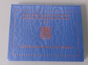 2 € Commémorative 2012 Vatican BU