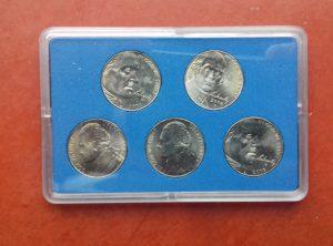 USA 2004-2006 Westward Journey Nickel