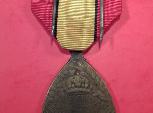 Médaille Commémorative de la Campagne 1914-1918
