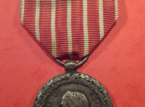 médaille commémorative de la campagne d'italie (1859)