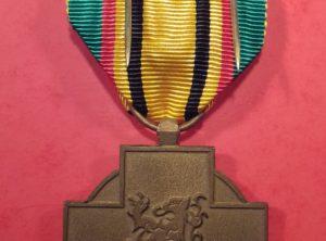 Médaille du Militaire, Combattant de la Guerre 1940-1945