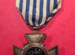Croix du Prisonnier Politique de la Guerre 1940-1945