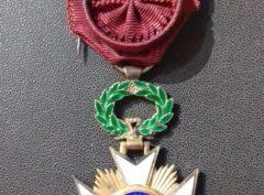 Officier Ordre de la Couronne