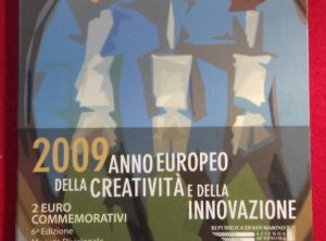 2€ Commémorative San Marino 2009