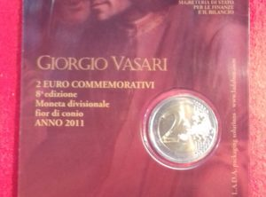 2€ Commémorative San Marino 2011