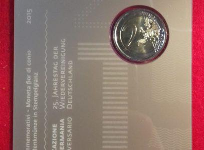 2€ Commémorative 2015 San Marino