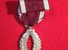 Palmes Argent – Ordre de la Couronne