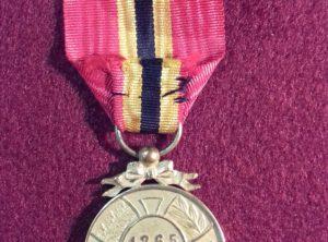 Médaille Commémorative de Léopold II