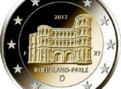2€ Allemagne 2017 – Porta Nigra
