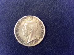 5 Lires Vittorio Emanuele III 1927
