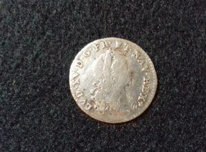 10 Sols – 1/12 Ecu – Louis XV 1719