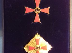 Grand Officier Mérite Allemand