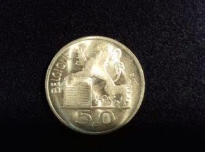 50 Francs – Mercure – 1954 Fr