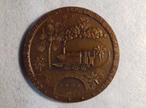 Compagnie du Chemin de Fer Congo au Katanga 1906