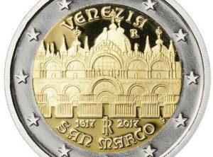 2€ Italie 2017 – Venise
