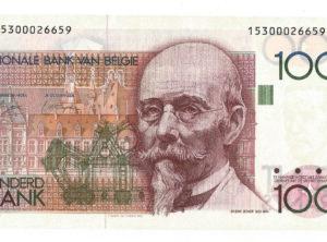 100 Francs – Beyeart – FDC