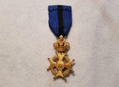 Officier Léopold II – Bilingue