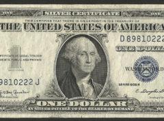 1 Silver Dollar – USA – 1935 H