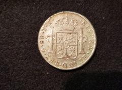 8 Reales – Charles IV 1804