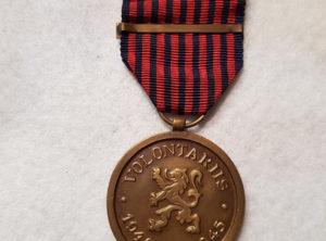 Médaile du Volontaire 1940-1945