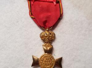 Croix des Vétérans