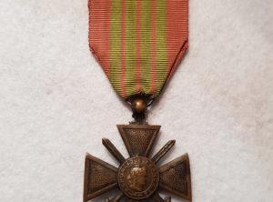Croix de Guerre 39-40