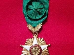 République du Senegal – Ordre national du Lion
