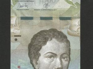500 Bolivares – République du Vénézuela FDC/NEUF